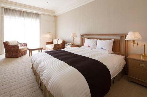 オークラアカデミアパークホテル / ◆禁煙室◆スーペリアダブル 39㎡