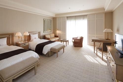 オークラアカデミアパークホテル / ◆禁煙室◆デラックスツイン 45㎡