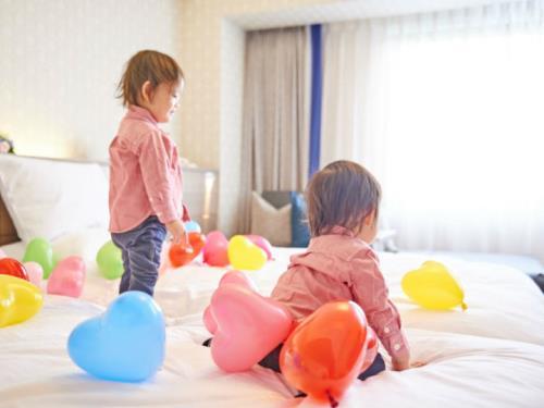 ホテルオークラ東京ベイ / 【直前割】朝10時チェックアウトのショートステイ(朝食付き)