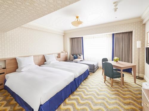ホテルオークラ東京ベイ / 【J-SMART 1000】 JMB1000マイル積算プラン