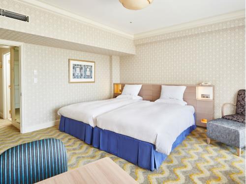 ホテルオークラ東京ベイ / <GoToトラベルキャンペーン割引対象外>【J-SMART 600】 JMB600マイル積算プラン(入園保証なし)