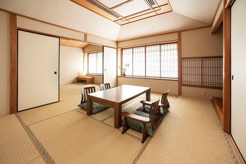 ホテルオークラ東京ベイ / 和室スイートルーム(禁煙、61㎡)
