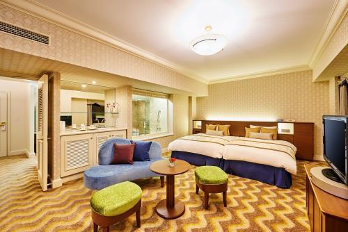 ホテルオークラ東京ベイ / ジュニアスイートルーム(禁煙、53~56㎡)