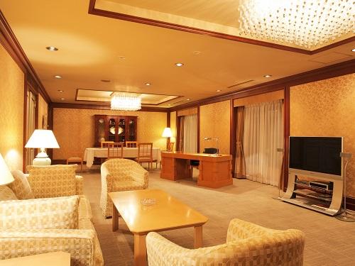 ホテルオークラ札幌 / 【禁煙】プレジデンシャルスイートルーム 143㎡