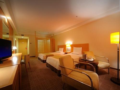 ホテルオークラ札幌 / 【禁煙】エグゼクティブスペーシャスツイン35㎡