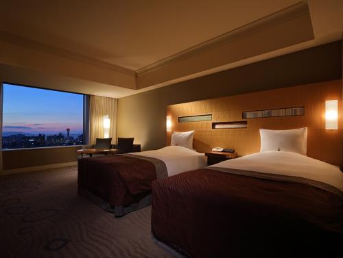 ホテルオークラ福岡 / ラージ ツイン 35平米 ◆喫煙◆