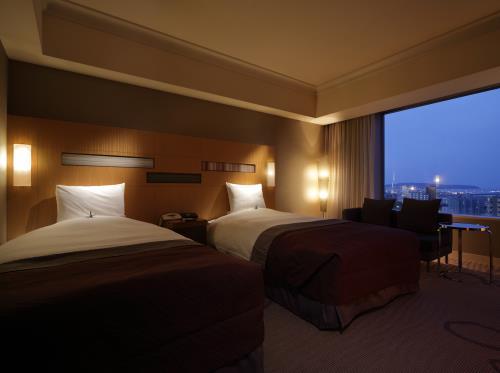 ホテルオークラ福岡 / スーペリアツイン  30平米 ◆禁煙◆