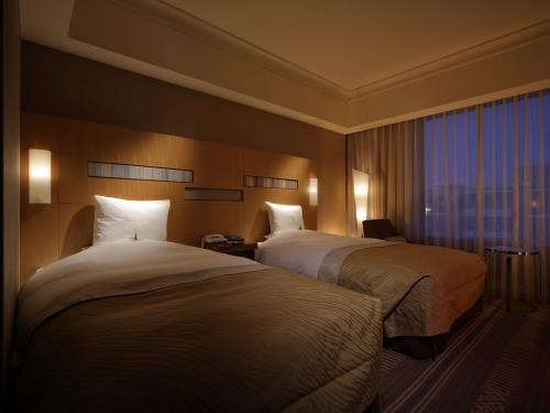 ホテルオークラ福岡 / スタンダードツイン  28平米  ◆禁煙◆