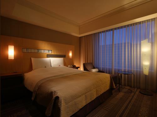 ホテルオークラ福岡 / スタンダードダブル 25平米 ◆喫煙◆