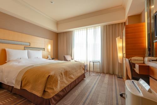 ホテルオークラ福岡 / スタンダードダブル 25平米 ◆禁煙◆