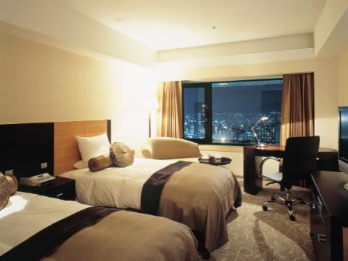ホテルオークラ神戸 / <喫煙>スーペリアフロア スタンダードツイン30~33階(29平米)