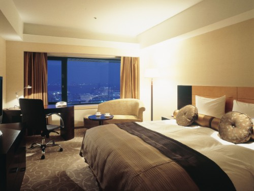 ホテルオークラ神戸 / <喫煙>スーペリアフロア スタンダードダブル30~33階(27平米)
