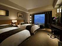 京都ホテルオークラ 【禁煙】スタンダードツインルーム