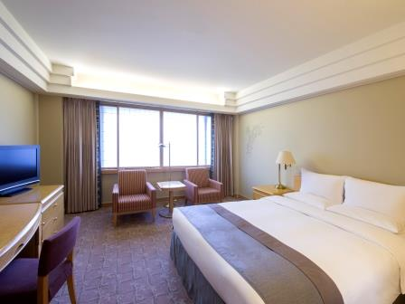 ホテルオークラ東京 / 【別館】スタンダードルーム ベッドタイプおまかせ