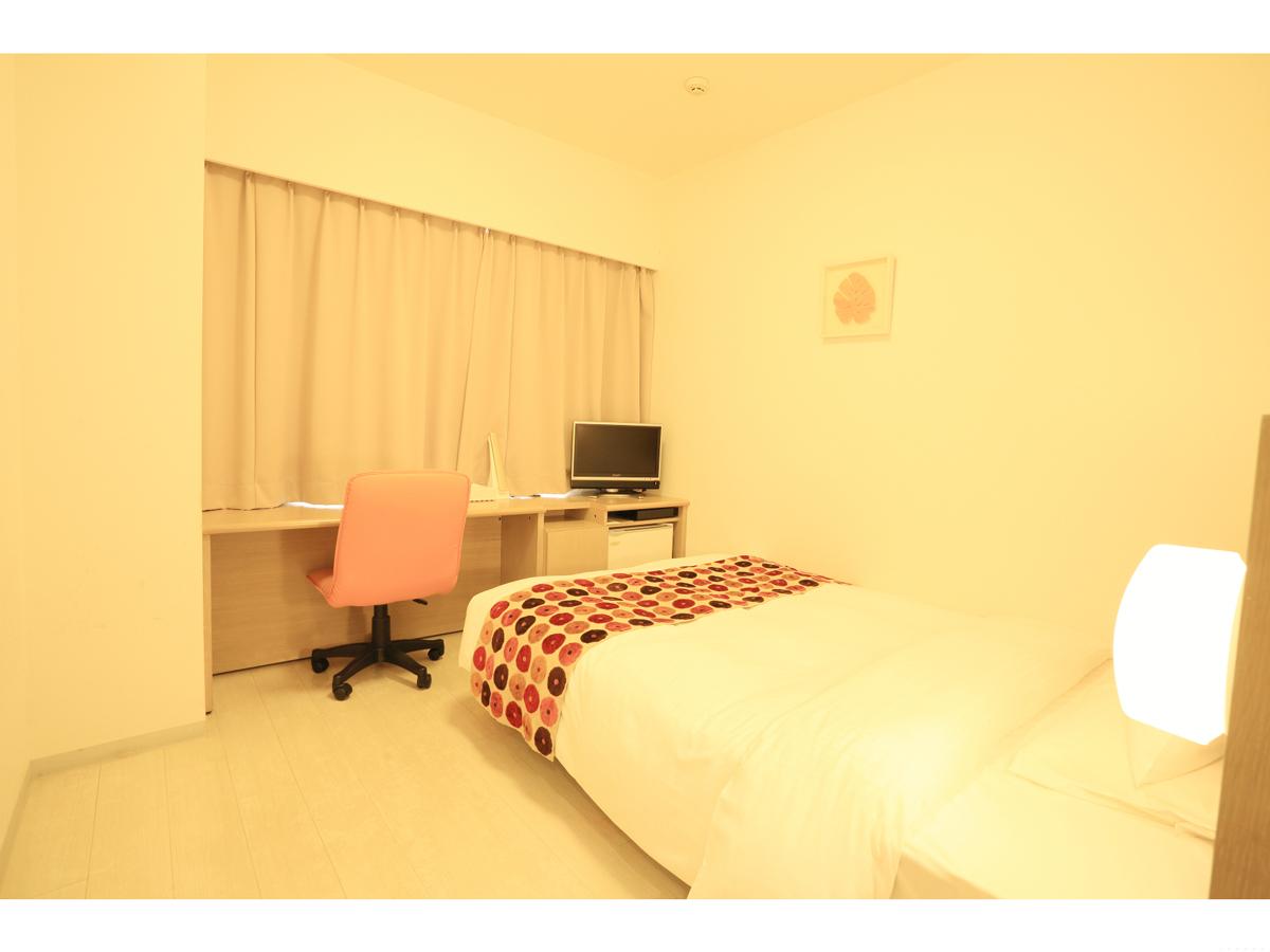 スマイルホテル沖縄那覇 / 【喫煙】シングルルーム