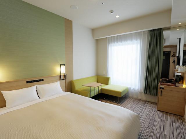 カンデオホテルズ大阪なんば / スーペリアソファクイーン