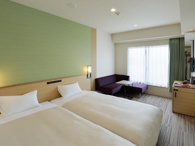 カンデオホテルズ大阪なんば / スーペリアソファツイン