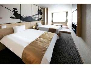 さきしまコスモタワーホテル / モデレートツインジャパニーズスタイル【35平米・禁煙】