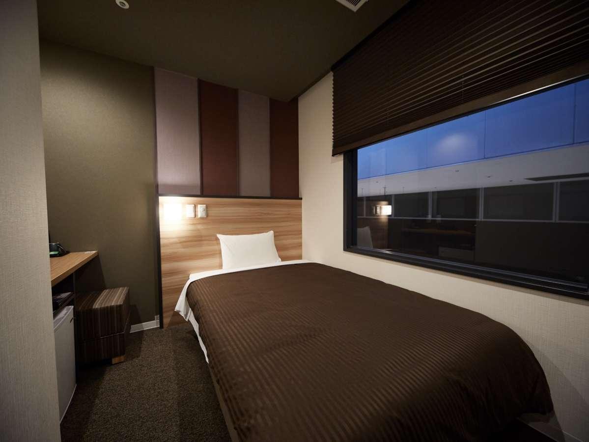 泉佐野センターホテル / シングルルーム  1名利用 禁煙