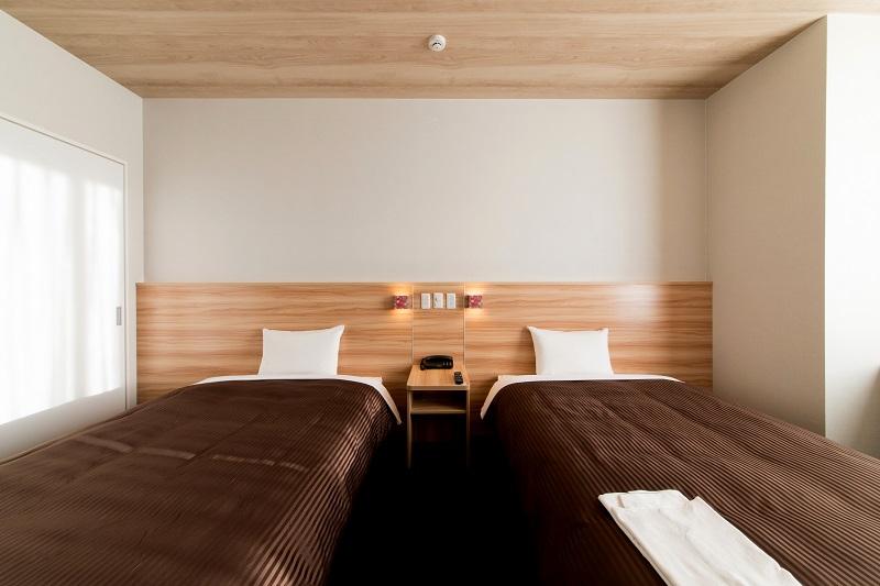 泉佐野センターホテル / ツインルーム 1名利用 禁煙