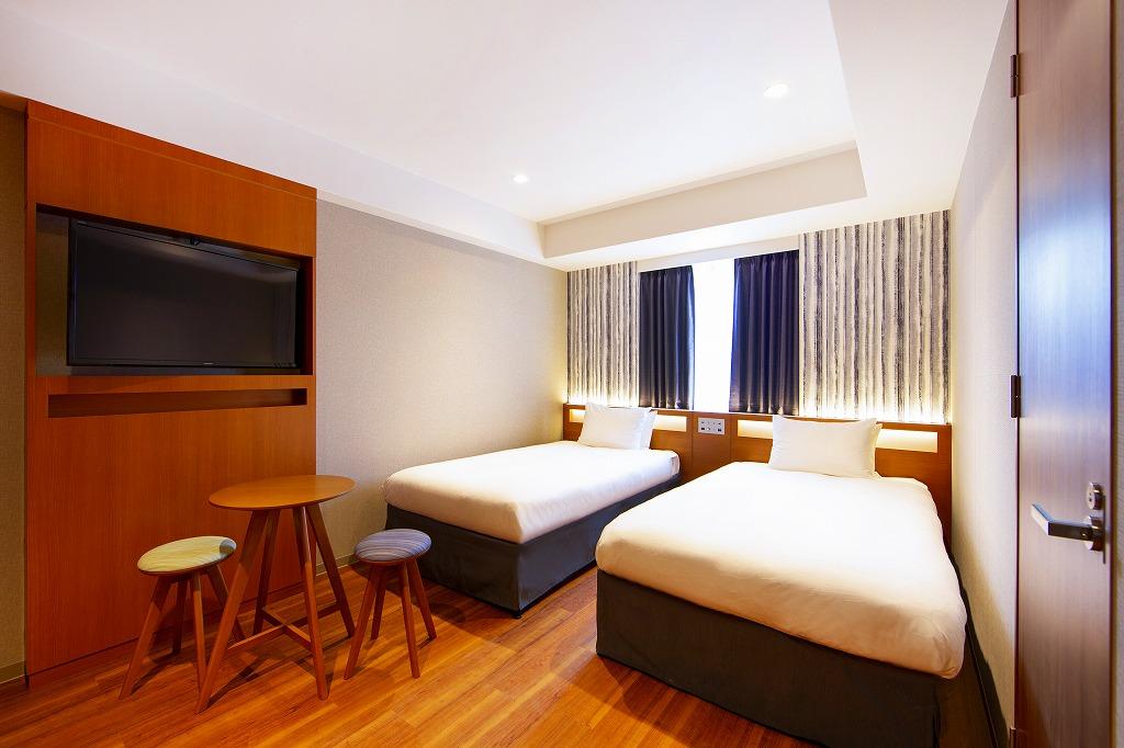 からくさホテルグランデ新大阪タワー / 【シンプルステイ】朝食付基本プラン