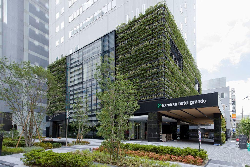 からくさホテルグランデ新大阪タワー / 【シンプルステイ】素泊まり基本プラン
