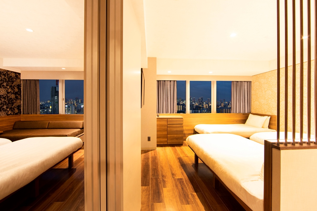 からくさホテルグランデ新大阪タワー / 【早得ステイ】28日前までのご予約に(素泊まり)
