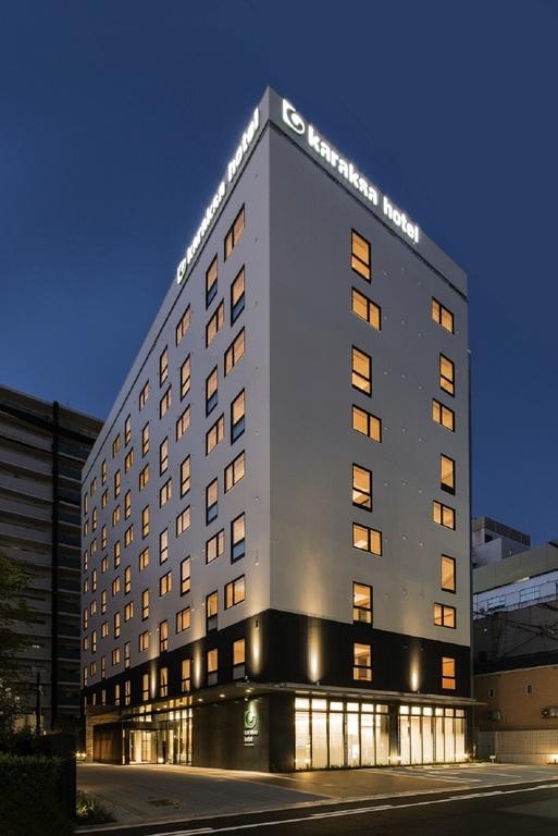 からくさホテル大阪なんば / 【シンプルステイ】素泊まり基本プラン