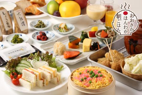 なんばオリエンタルホテル / 【ベーシックプラン】大阪なんばStay◆朝食付き