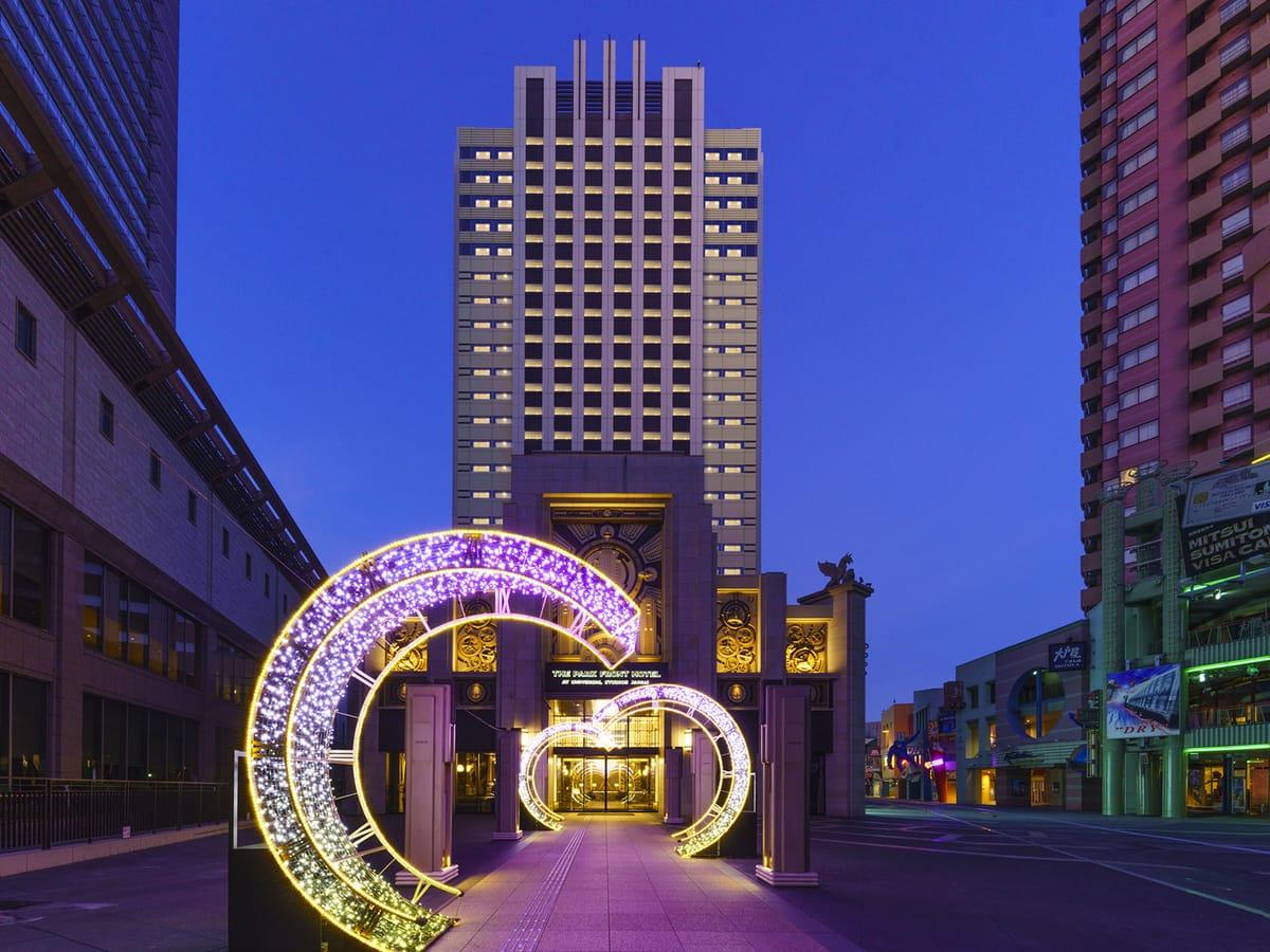 ザ パーク フロント ホテル アット ユニバーサル・スタジオ・ジャパン 【早期60】シンプルステイプラン♪