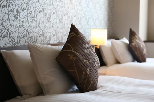 クインテッサホテル大阪ベイ / 【デイリーレート】 全室42㎡以上 食事なし
