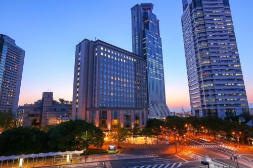 クインテッサホテル大阪ベイ 【早期割】14日前までのご予約でお得に! 全室42平米以上/提携駐車場無料(食事なし)