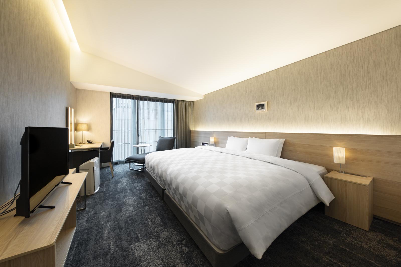 ホテルロイヤルクラシック大阪 / 【ハリウッドツイン確約】広々ベッドでゆったりステイプラン(朝食付き)