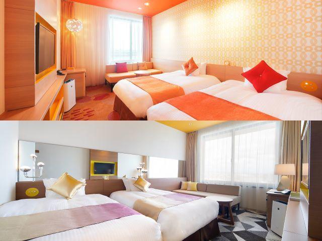 ホテル ユニバーサル ポート ヴィータ / ヴィータ スーペリアツイン(32平米/1~4名様)