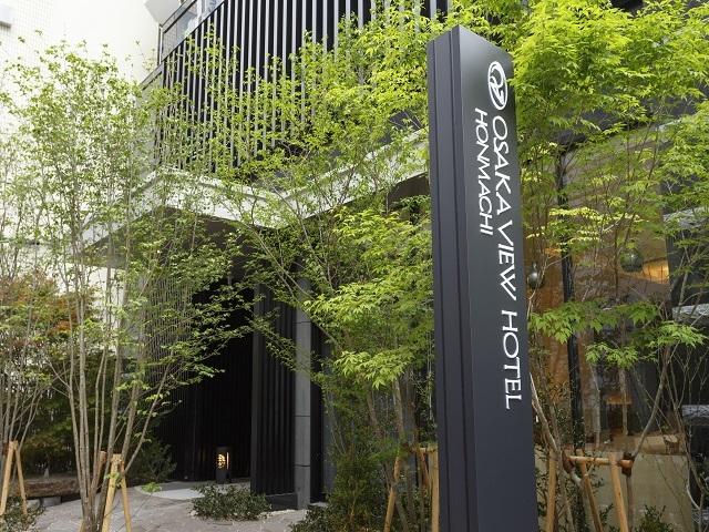 大阪ビューホテル本町 / 【早期割30】出張にも観光にも!3つの路線が交差する地下鉄「本町駅」より徒歩2分【素泊り】