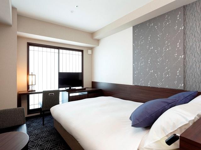 大阪ビューホテル本町 / スタンダードダブル【禁煙】