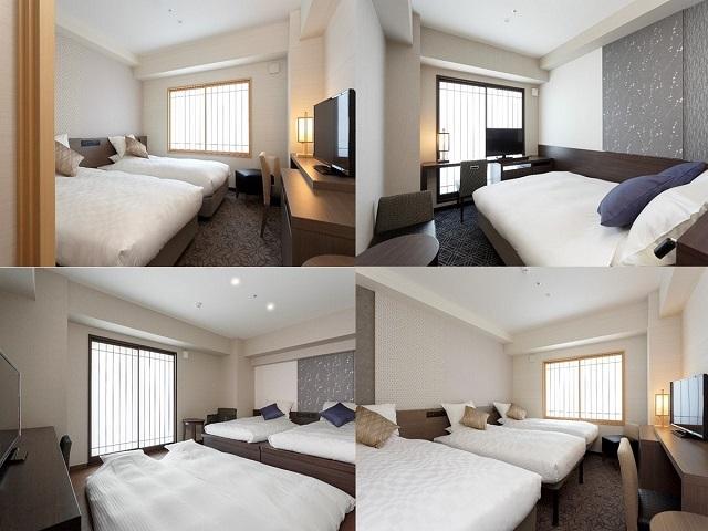 大阪ビューホテル本町 / お部屋タイプおまかせ(1名1室)