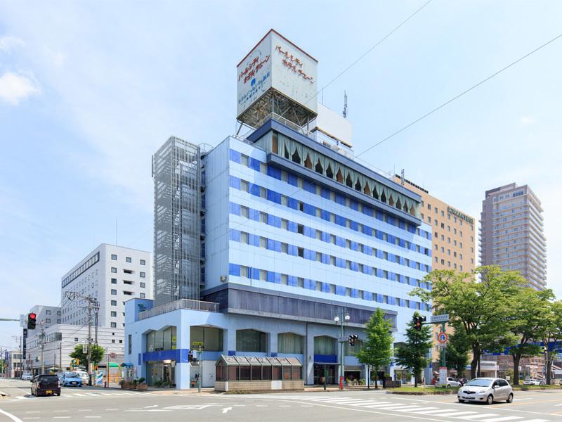 ホテルパールシティ秋田竿燈大通り /  ◇素泊り(食事なし)プラン