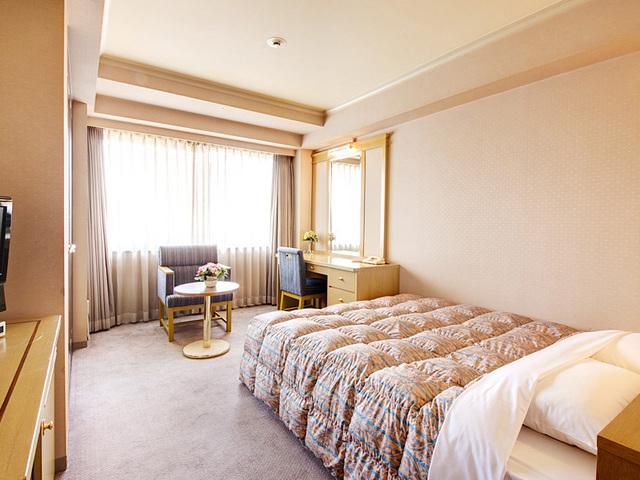 ホテルパールシティ神戸 / シングルルーム(17.4~18.3平米)禁煙室