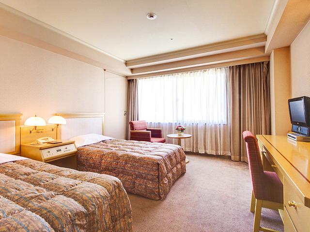 ホテルパールシティ神戸 / ツインルーム(20~25.6平米)禁煙室