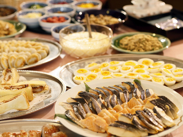 ホテルパールシティ仙台 □【早期割引30】30日前のご予約でお得な朝食(和洋バイキング)付プラン