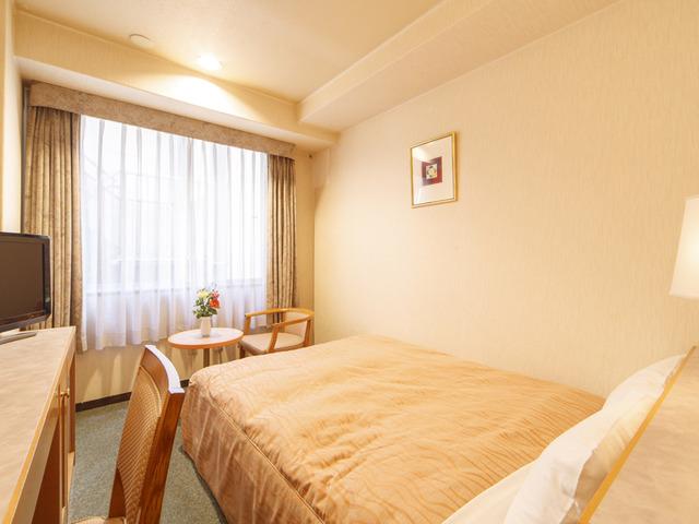 ホテルパールシティ仙台 / ダブルルーム【一般室・喫煙可/15平米】