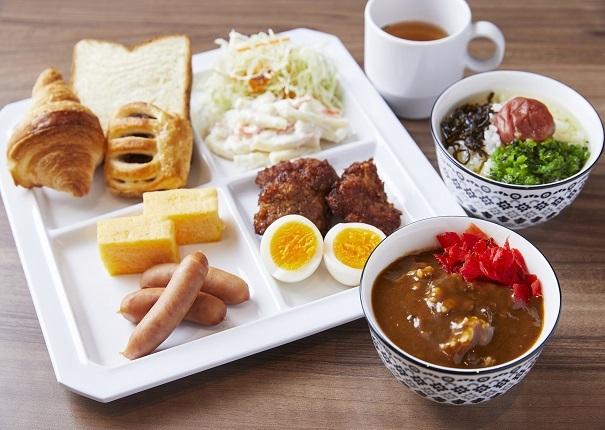 京王プレッソイン池袋 【ベストプライス】東京出張や観光で池袋駅を拠点とした朝食付きの快適プラン