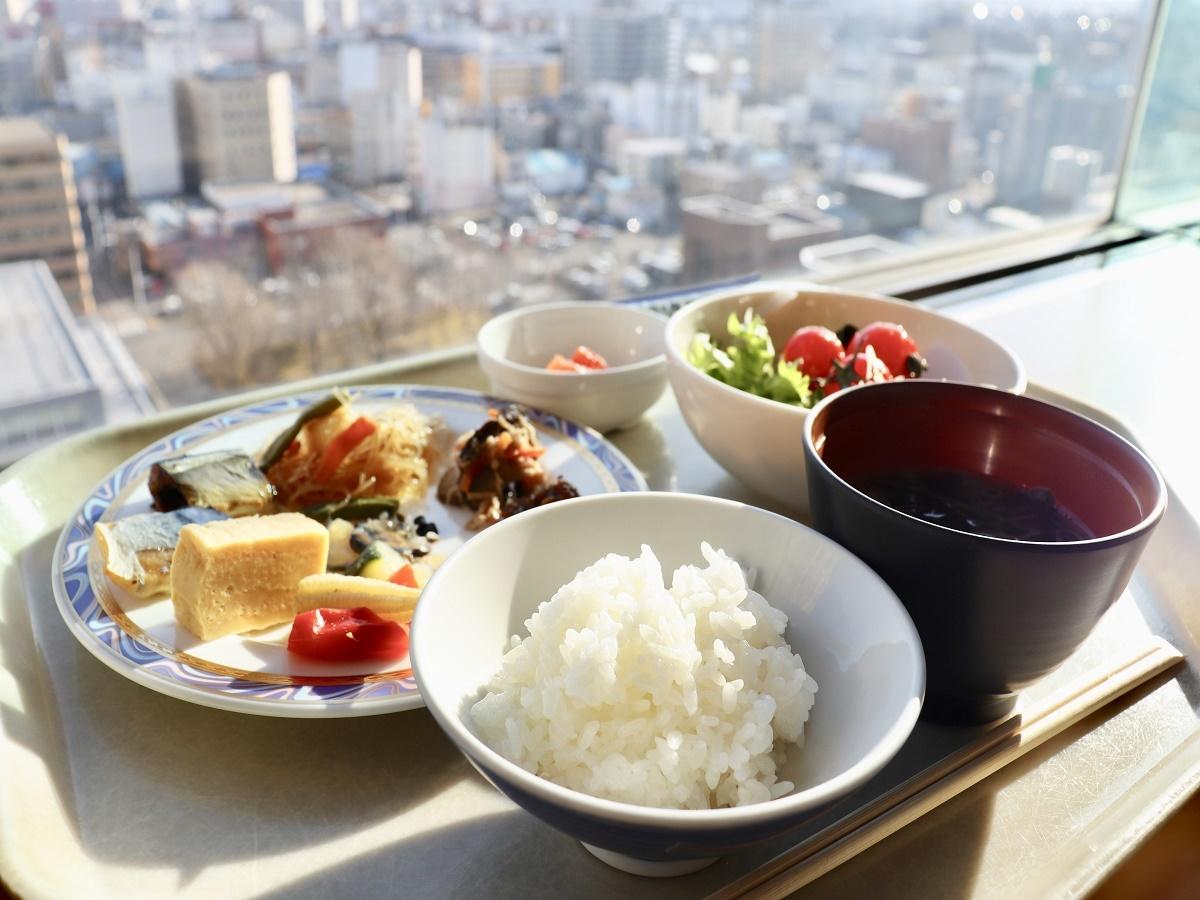 釧路プリンスホテル 朝食付き宿泊プラン