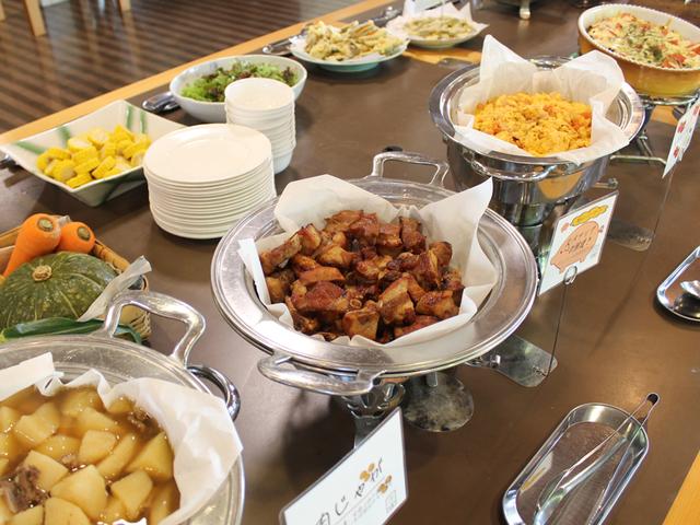 休暇村 雲仙 / 地元橘湾や近海で獲れた新鮮地魚や地元ブランド肉もご用意。スタンダード会席~じげもん会席~