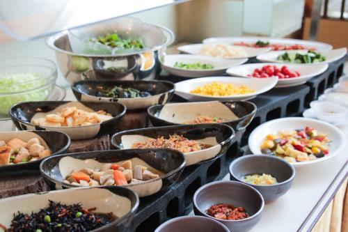 クインテッサホテル大垣 / 【シンプルステイ】 健康と安全に配慮した幅広い品揃えで一日の活力を(朝食付き)