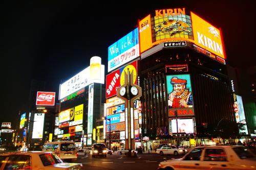 クインテッサホテル札幌すすきの / 【24時間ロングステイ】 ビジネス利用から観光まで様々な場面にご利用ください(素泊まり)