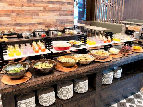 クインテッサホテル札幌すすきの 【シンプルステイ】北海道の味や素材が楽しめる!約80種類の飲食メニューをそろえた朝食ブュッフェ付き