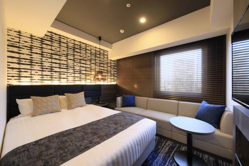 クインテッサホテル札幌すすきの / スタンダードダブル(14平米)