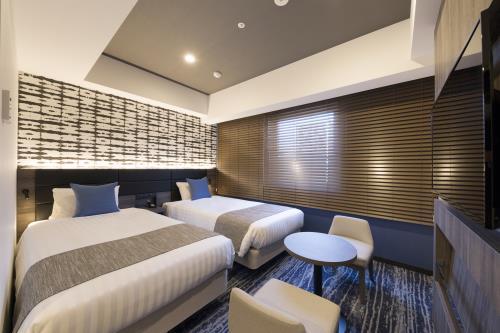 クインテッサホテル札幌すすきの / スタンダードツイン(17平米)